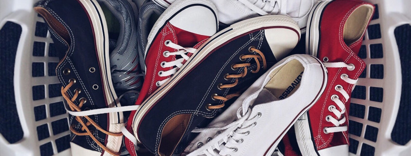 Darf ich meine Schuhe in einem Mehrfamilienhaus einfach in den Hausflur stellen?